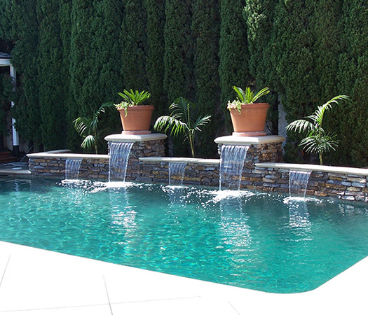 Pool Remodeling Replastering After Photos